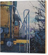 Union Pacific 1474 Wood Print