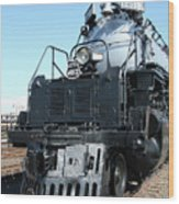 Union Pacific Big Boy I Wood Print