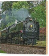 Union Pacific Engine 844 -- 7r2_dsc1956_16-10-18 Wood Print