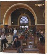 Union Station 0604 Wood Print
