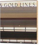 Union Station 0612 Wood Print