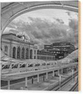 Union Station Denver Wood Print