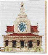 Unitarian Church - F.furness Wood Print