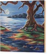 United Trees Wood Print