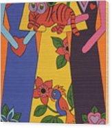 Unity 6 Wood Print