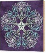 Unity Star Wood Print