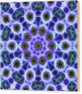 Universe Wood Print