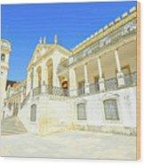 University Of Coimbra Wood Print