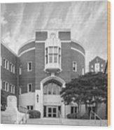 University Of Tennessee School Of Law Wood Print