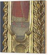 Unknown Saint Saint Cosmas And Saint Francis Wood Print