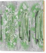 Untitled 01 Wood Print