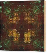 Untitled 031811 Wood Print