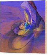 Untitled 042015 Wood Print