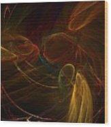 Untitled 12-01-09-a Wood Print
