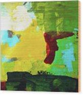 Untitled 20 Wood Print