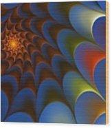 Untitled 3-23-10 Wood Print