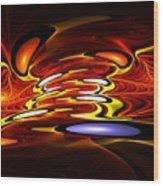 Untitled 3-28-10-a Wood Print