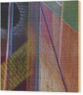 Untitled 4 Wood Print