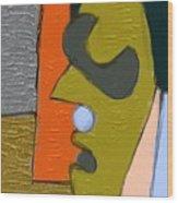 Untitled 646 Wood Print
