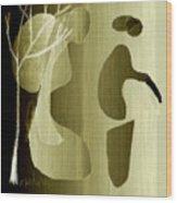 Untitled 670 Wood Print