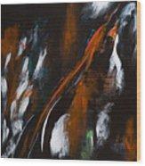 Untitled 85 Wood Print