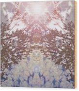 Upland Wood Print