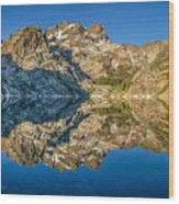 Upper Sardine Lake Panorama Wood Print