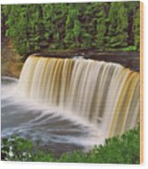 Upper Tahquamenon 6229 Wood Print