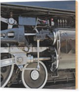 Uprr 844 Right Front Wood Print