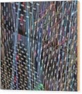 Urban Abstract 236 Wood Print