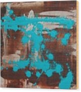 Urbanesque I Wood Print