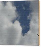 Us Navy Blue Angels Air Show Photo 1 Wood Print