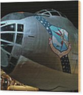 Usaf Museum B-36 Cold War Wood Print
