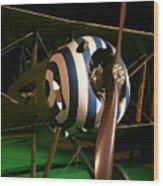 Usaf Museum Wwi Wood Print