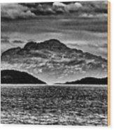 Ushuaia Ar 8 Wood Print