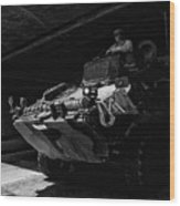 Usmc Lav-25 Wood Print