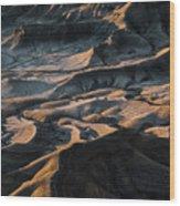 Utah Vista Wood Print