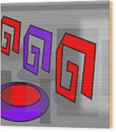 Va110117 Wood Print