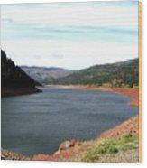 Vallecito Colorado II Wood Print