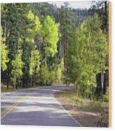 Vallecito Colorado Wood Print