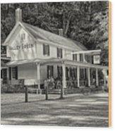 Valley Green Inn Philadelphia 2 Wood Print