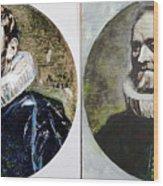 Van Dyck Nicholas Rockox Wood Print
