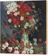 Van Gogh Still Life 1886 Wood Print