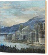 Vancouver-1 Wood Print