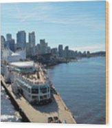 Vancouver01 Wood Print