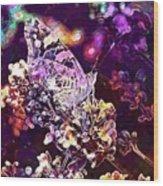 Vanessa Cardui Painted Lady  Wood Print