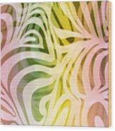Vanilla Icecream Wood Print