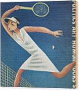 Vanity Fair, 1932 Wood Print