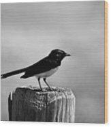Vantage Point V4 Wood Print