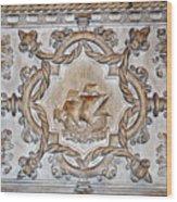 Vasco Da Gama Sarcophagus Lisbon Wood Print
